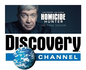 Homicide Hunter Discovery channel music