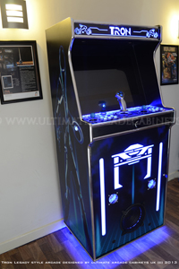 ultimate arcade cabinets